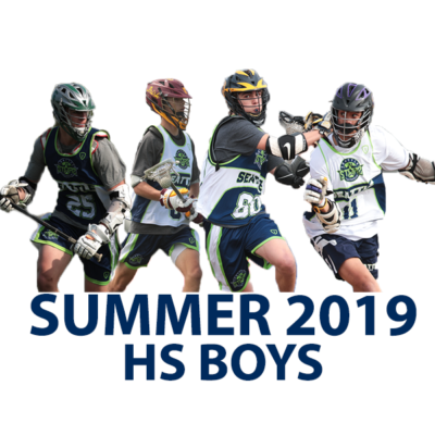 2019 Summer HS Boys Tryouts