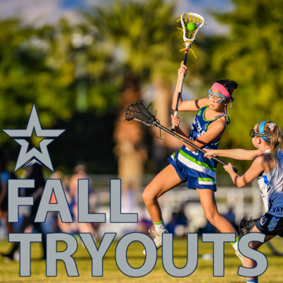 2019 Fall Girls Tryouts